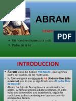 TEMA DE ABRAHAM