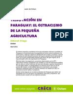 Tributacion en Paraguay