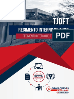 10651860 Regimento Interno Do Tjdft Parte II