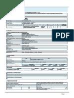 Formato 7a - Registro de Proyecto de Inversión