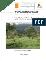 Cuarto Informe Semestral de Monitoreo FLORA