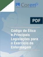 Código de Ética e Principais Legislações para o Exercício da Enfermagem