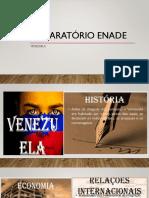 Preparatório Enade - Venezuela p