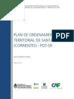 Plan Ordenamiento Territorial de Santa Rosa (Corrientes) POT SR