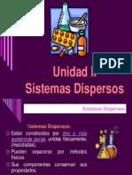 04 - Sistemas Dispersos