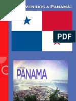 Bienvenidos a Panamá¡