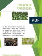 Ecología de Poblaciones