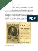 Sobre el Ensayo sobre el entendimiento humano de John Locke