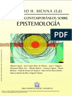 Estudios 1 Contemporáneos Sobre Epistemología ---- (Pg 1--84)