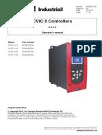 CVIC II User Manual English 6159932190 en-08-En