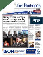 DIARIO LAS AMÉRICAS Edición digital del martes 29 de octubre de 2019