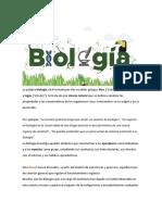 Biología conceptos básicos