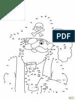 Pirate Dot to Dot