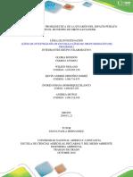 Ultimo-Fase 3 - Desarrollo de La Problemática y Consolidación Del Proyecto