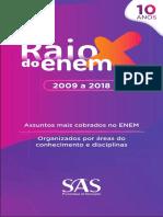 Raio-x Enem 2019