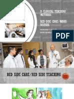clinical teaching method