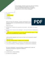 Evaluacion Unidad 1 -MARKETING