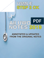 All Uworld Step CK Notes 2019 (1)