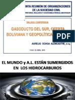 Gasoducto Sur Andino y La Geopolítica Del Gas