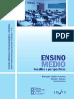 eBook Edufu Ensino Medio Desafios e Perspectivas
