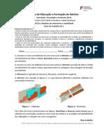 Ficha STC6 DR1 Construção e Arquitetura