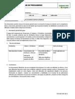 FTO-EDU-For-38 V1 Informe de Presabesres 1A
