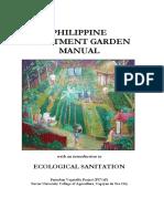 HOLMER 2008 Philippine Allotment Garden Manual