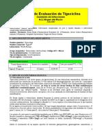 Tigeciclina Hvr 10 07