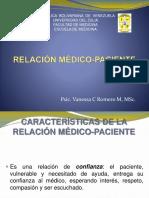 TEMA 5 Relación Médico - Paciente