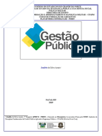 04 - Gestão Pública - EaD - CFS 2019.3 - Referências