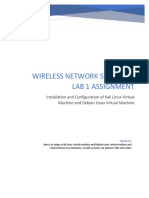 Wireless Security Lab