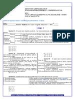 Questionário SSPGIC - Nova Cruz