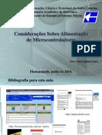 Condicionamento de Energia - Apresentacao_Aula_16