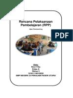 RPP Teorema Pythagoras