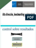 1. Alta Dirección, Benchmarking, Reingenieria DIPLOMADO ADM