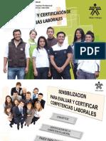 Presentación Sensibilización 2014 - Candidatos.ppt