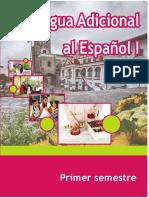 Lengua Adicional Al Espanol 1