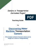 water maritime transportation
