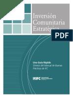 Guia Rapida Desarrollo Comunitario IFC