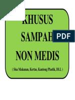 KHUSUS SAMPAH NON MEDIS.docx