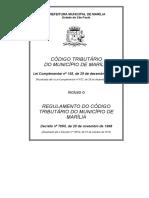 CTM CodigoTributario