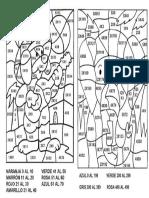 Ficha de Multiplicacion