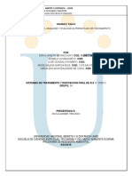Borrador Del Consolidado -Definir, Describir, Analizar y Evaluar Alternativas de Tratamiento