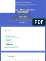 Project Management Insititute