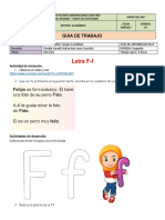 Guia 8 l.c Letra F-f
