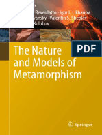 (Springer Geology) Vladimir v. Reverdatto, Igor I. Likhanov, Oleg P. Polyansky, Valentin S Sheplev, Vasiliy Yu Kolobov - The Nature and Models of Metamorphism-Springer International Publishing (2019)