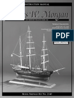 88048 Model Shipways Charles Morgan Instructions