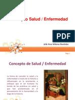 Concepto Salud Enfermedad