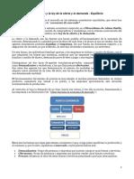 Lectura Mercados Oferta y Demanda (10 Preguntas y Rptas)