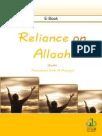 reliance on god